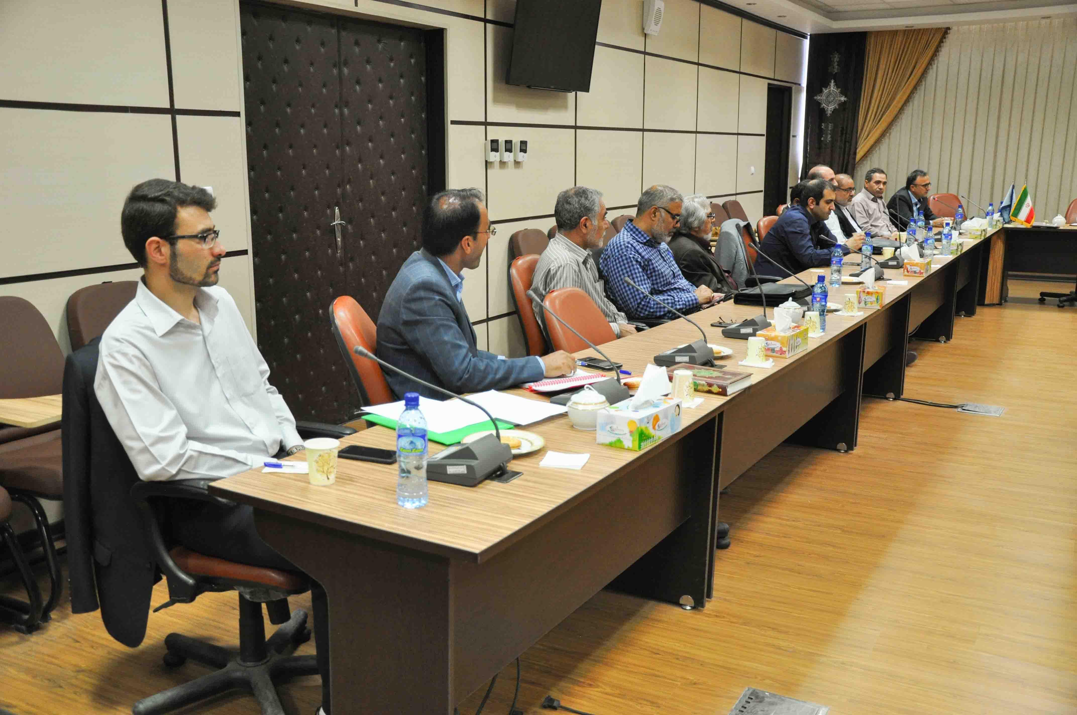 برگزاری اولین جلسه شورای سیاستگذاری همایش
