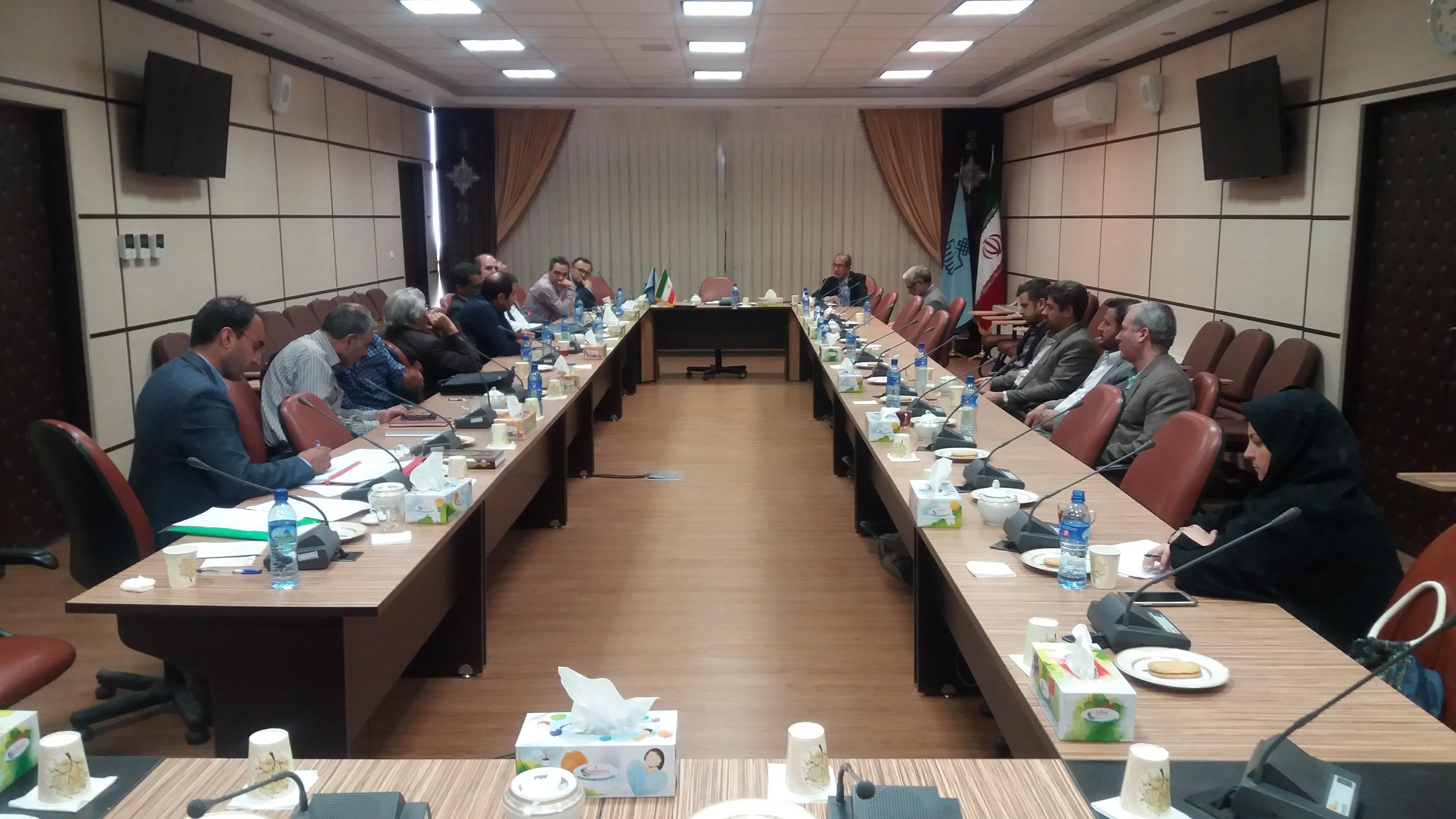 برگزاری اولین جلسه شورای سیاستگذاری