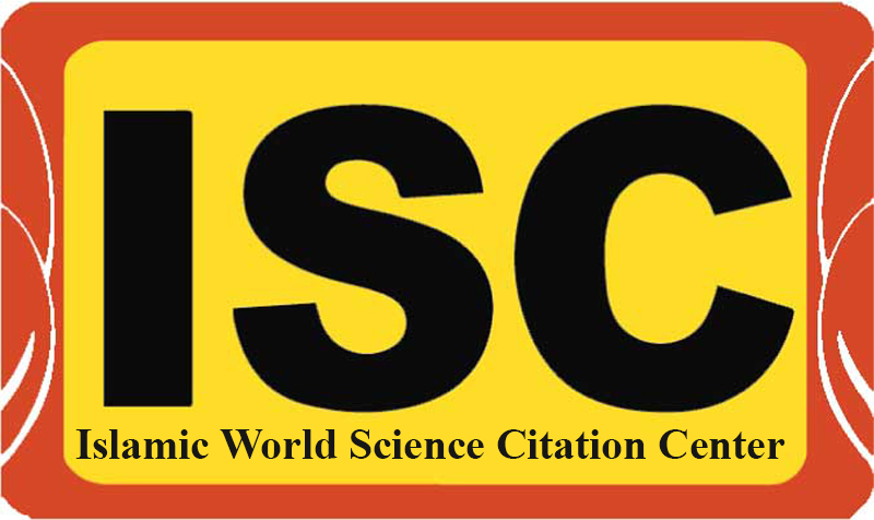 نمایه مقالات در پایگاه استنادی ISC