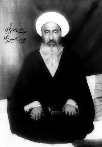معرفی اساتید علامه طباطبائی(محمد حسین غروی نایینی)